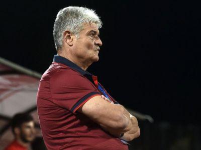 """Reactia lui Andone dupa ce Gnohere a spus ca """"asteapta oferta lui Becali""""! Dinamo isi ia atacant: """"E un concurent real pentru Gnohere!"""""""