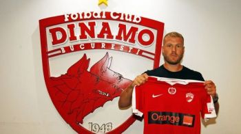 Gnohere, LIBER spre Steaua? Dinamo a adus OFICIAL un atacant care a jucat la EURO!