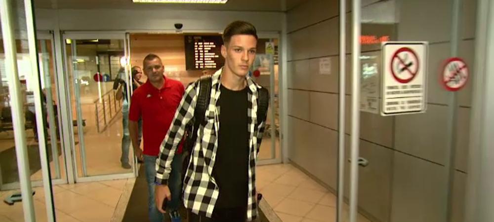 """""""Daca vorbesti cu presa, iti rup picioarele!"""" Asa a fost primit noul transfer al Stelei de Mache pe aeroport"""