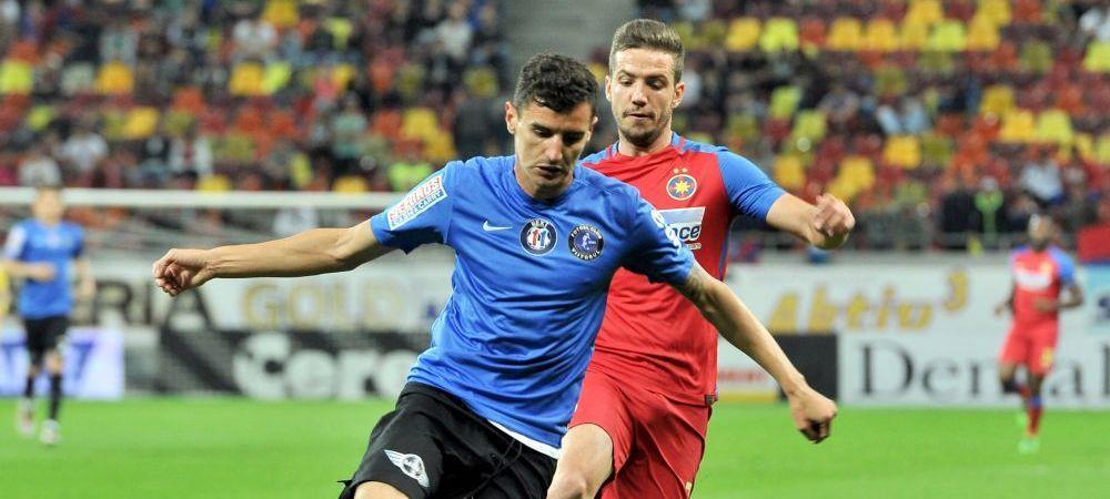 """""""Stiti cat cere acum Hagi pe Benzar daca vreau sa-l cumpar?"""" Becali vorbeste despre un nou posibil transfer la Steaua de la Viitorul"""