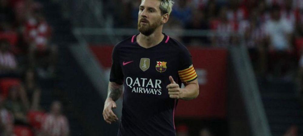 """""""Contractul este pregatit"""" Messi semneaza prelungirea contractului cu Barcelona"""