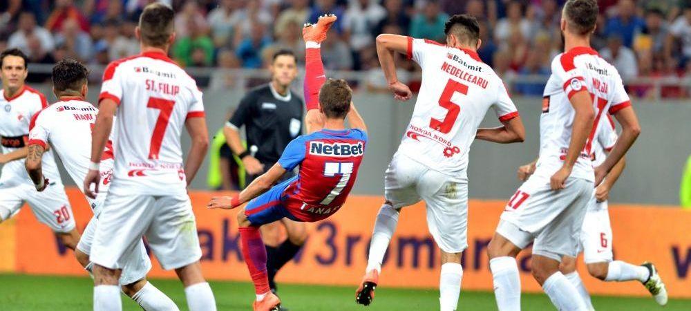 Florin Tanase e noul numar 10 al Stelei! UEFA a publicat lista inscrisa de Steaua pentru Europa League! Anunt oficial