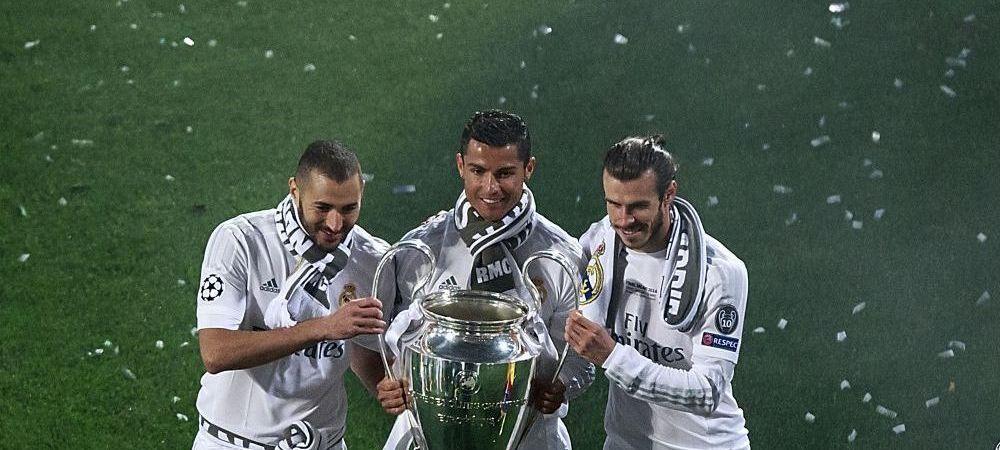 """Revin """"ucigasii"""". Trioul BBC se reuneste dupa 3 luni: Cristiano, Bale si Benzema n-au mai jucat impreuna de la finala Ligii Campionilor"""