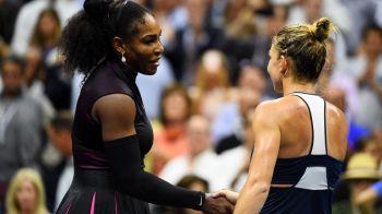 """""""Serena Williams e presedinta planetei Pamant la tenis. In forma maxima, e inspaimantatoare"""". CTP, dupa meciul din sferturile US Open: ce spune despre jocul Simonei"""