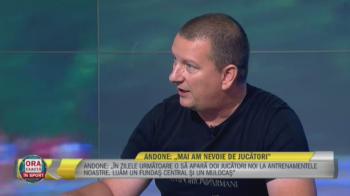 """""""Dinamo se multumeste cu putin si uita din ce a trait. De 5 ani tot aud de New Dinamo"""". Ionut Chirila critica """"experimentele esuate"""" din Stefan cel Mare"""