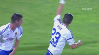 """Transformarea incredibila a lui Razvan Popa, copilul care a debutat in Liga I cu Dinamo la 14 ani: acum e un """"Hulk"""" de 1.90m si tocmai a dat gol in Cupa Spaniei VIDEO"""