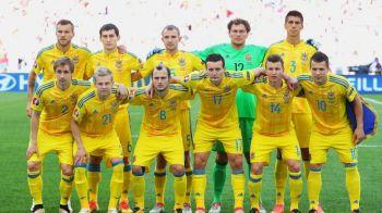Nationala care se bate pentru calificarea la Mondial doar pentru a REFUZA participarea. Rusii sustin ca Ucraina va boicota CM din 2018