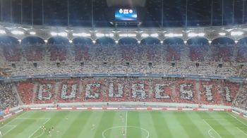 """Dinamovistii, premiati pentru coregrafia-farsa de la meciul Stelei de publicitari: """"Este ideea care a surprins intr-un fel colosal si despre care s-a vorbit peste tot"""""""