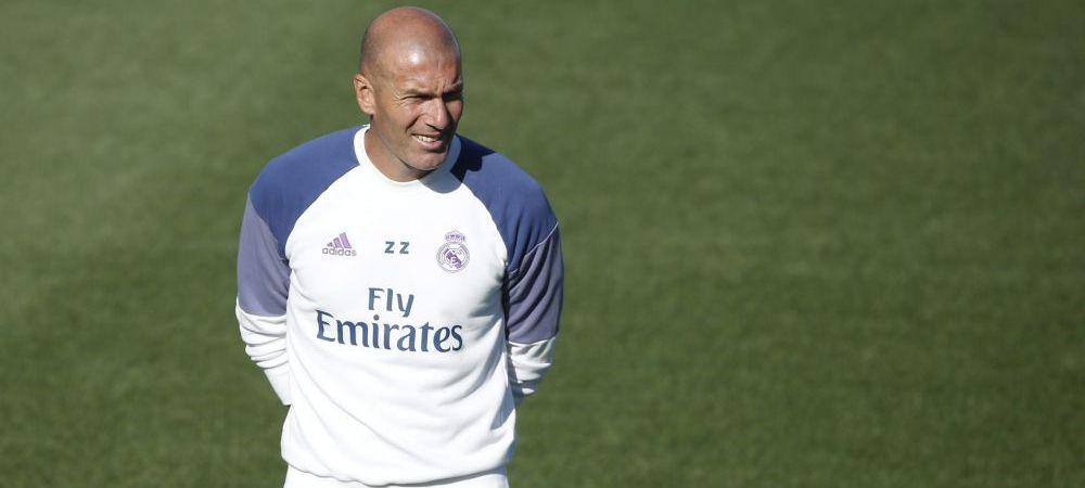 Real Madrid sparge peste 400 de milioane de euro pentru 4 jucatori! Cum isi asigura Zidane viitorul