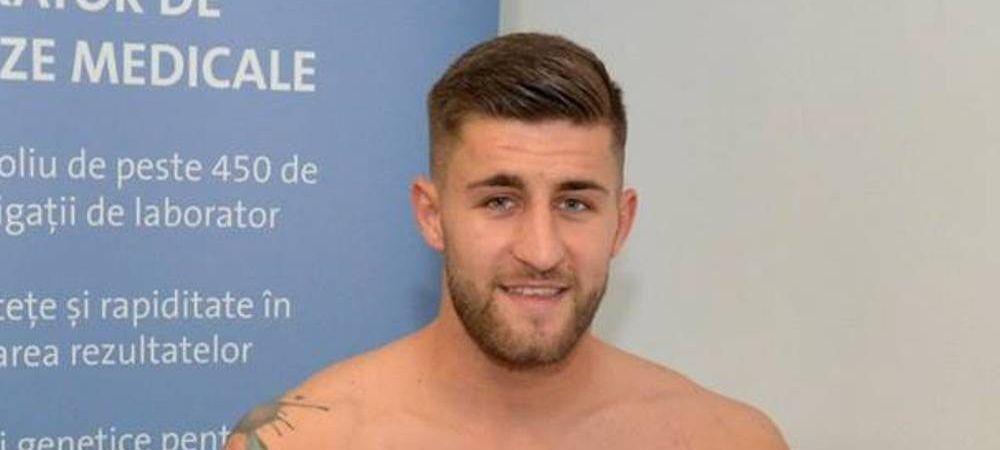 Saptamana de vis pentru Ovidiu Popescu: Dupa golul la Romania U21, a reusit sa marcheze si pentru Steaua! Prima sa reactie