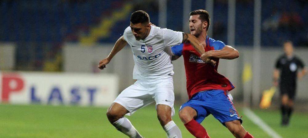 'Ce echipa 1 si echipa 2? Botosani nu are asa ceva! Am jucat cu ce aveam mai bun!' Ce spune Leo Grozavu dupa 0-2 cu Steaua