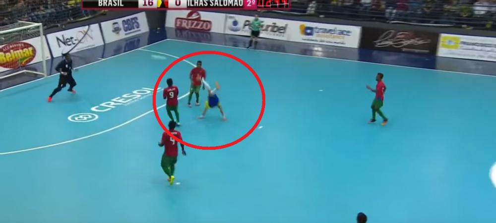 39 e doar un numar pentru legendarul Falcao. La 39 de ani, brazilianul a marcat un nou gol senzational: Brazilia a invins Insulele Solomon cu un scor urias
