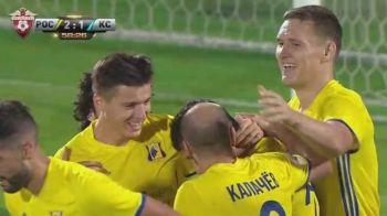 Golul victoriei la primul meci jucat. Prepelita a debutat excelent la Rostov, iar marti va juca impotriva lui Bayern in UCL | VIDEO