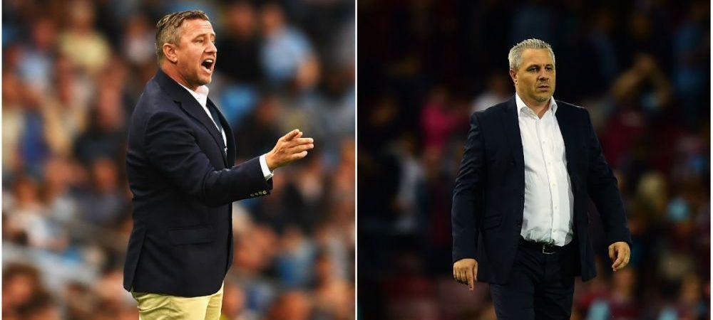 Duelul Mourinho - Guardiola din Liga I. Reghecampf si Sumudica, antrenorii momentului, se bat de la distanta in derby. Cum arata scorul intalnirilor directe