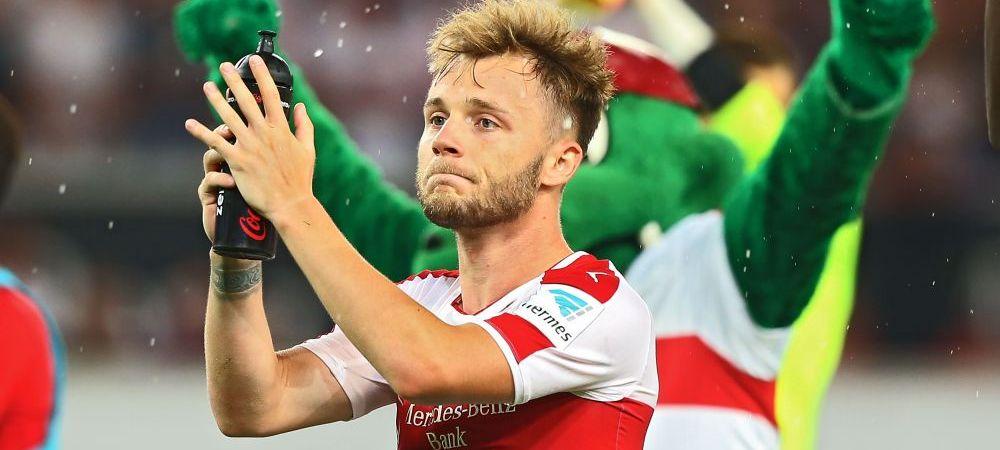 A intrat in minutul 62, iar cateva minute mai tarziu a facut un gol: Maxim a dat o pasa decisiva, dar Stuttgart a pierdut din nou in Zweite Bundesliga