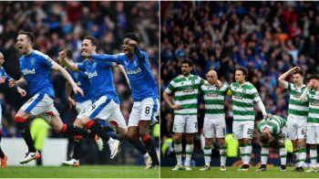 Celtic a umilit-o pe Rangers in Old Firm, primul derby al Scotiei dupa 4 ani de asteptare. Pentru Celtic urmeaza Barca, marti, 21:45 la ProTV