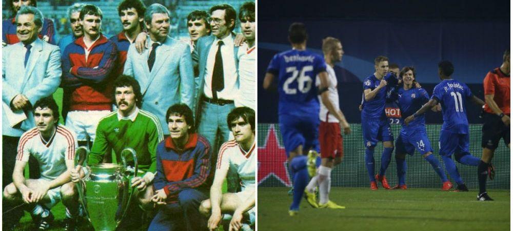 Steaua isi pastreaza locul in istorie: Dinamo Zagreb s-a oprit la 103 meciuri fara infrangere acasa si a fost la doar 3 partide de un record