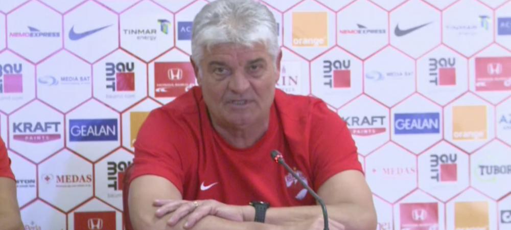 "Avertismentul lui Andone pentru Gnohere. Cum vrea sa-l convinga pe atacant sa nu se mai gandeasca la Steaua: ""Sa ia exemplul Tade"""