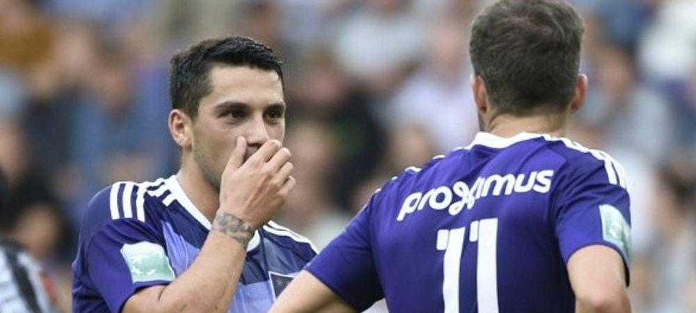 """""""Nu l-ati vazut inca pe cel mai bun Stanciu!"""" Cum compara Stanciu campionatul Belgiei cu Liga I si cum e laudat de presa din Belgia dupa debutul la Anderlecht"""