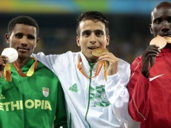 Moment ISTORIC la Jocurile Paralimpice! Castigatorul la 1500m si urmatorii 3 din cursa au reusit sa BATA TIMPUL aurului olimpic
