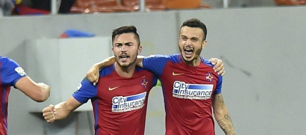Fara jucatorii de la Astra, Steaua prindea playoff-ul cu emotii. Cifrele perfecte ale transferurilor reusite in ultima luna