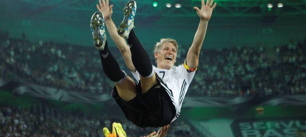 Suma uriasa cu care Man United il despagubeste pe Schweinsteiger dupa ce i-a reziliat contractul