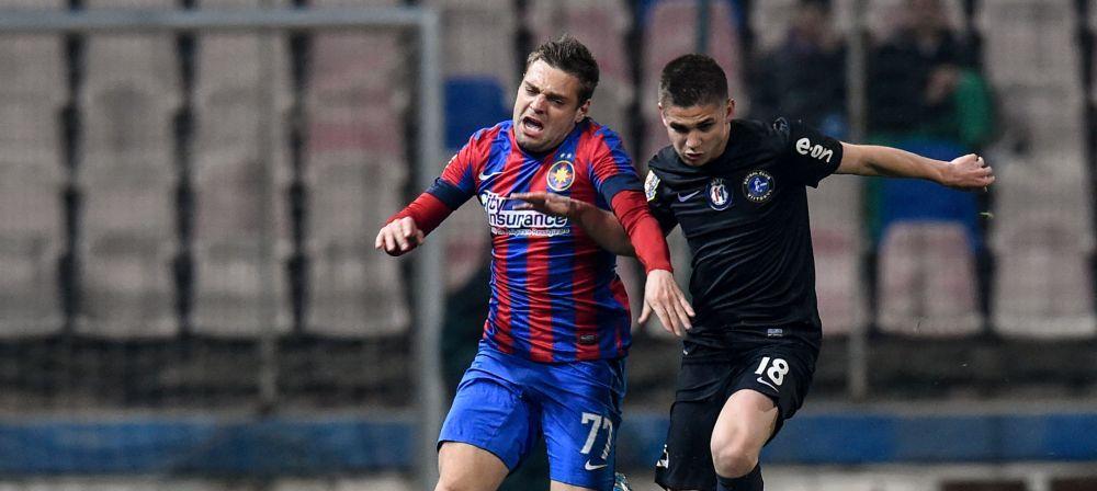 """""""El e jucatorul cu cel mai mare potential din Romania. Bine ca nu s-a dus la Steaua!"""" Jucatorul din Liga I dorit de Becali care l-a impresionat pe Olaroiu"""