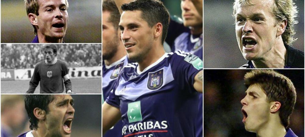 """Legendele lui Anderlecht, cucerite de la primul meci de Nicusor Stanciu: """"Poate fi rasfatatul publicului! Poate fi Scifo, Lozano sau Zetterberg"""""""