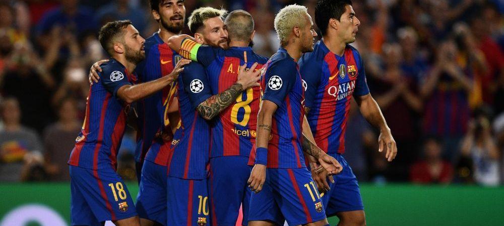 Barcelona este peste Real! Cum arata topul echipelor care au cheltuit cei mai multi bani pe transferuri: City a depasit 1 miliard