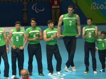 Cel mai inalt sportiv de la Jocurile Paralimpice de la Rio are 2.46m! Sportul la care domina categoric