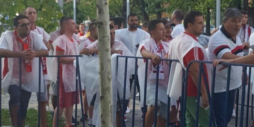 Steaua, sanctionata de FRF pentru scandalul VESTELOR de la derbyul cu Dinamo. Decizia stelistilor de a-i dezbraca pe rivali, impotriva regulamentelor