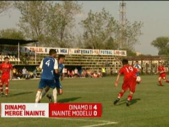 Atletico Textila revine la ProTV, inainte de Osmanlispor - Steaua! Dinamo 2 a jucat pe terenul celor de la Atletico
