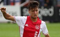 """""""Cele 5 lucruri pe care le-am invatat la Arsenal si Ajax!"""" INTERVIU EXCLUSIV cu urmasul lui Chivu la Ajax si jucator pentru Romania U17, Ricardo Farcas"""
