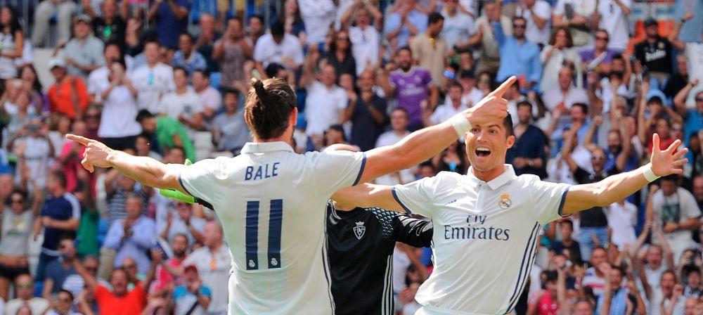 ASTRONOMIC! Clauza de 500 de milioane de euro pentru Gareth Bale. Oferta unica in istoria fotbalului