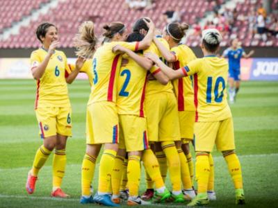 Torje si Andone ar DAUM orice sa fie ca ele! Nationala de fotbal feminin e aproape de calificarea la Campionatul European, dupa 2-1 cu Ucraina