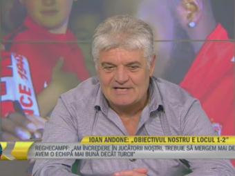 """Suparat pe Gnohere, Andone e dispus sa-l ierte: """"Da goluri in Play Off, apoi pleci linistit"""". Ce spune despre oferta de prelungire: """"Ar fi avut cel mai mare salariu"""""""