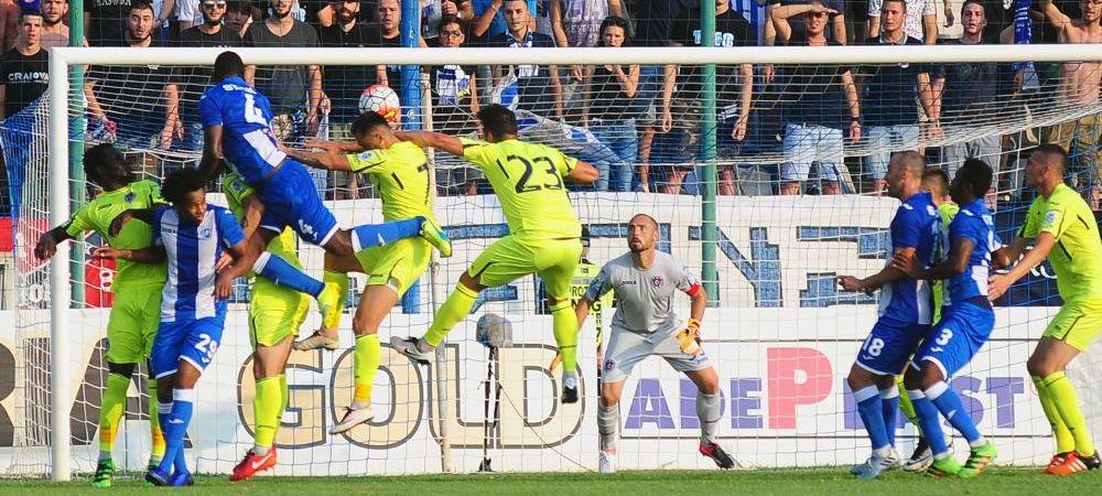 Craiova 1-1 Chiajna! Constantinescu a marcat un gol fenomenal! CSU a ratat sansa sa urce pe 2! Cum arata clasamentul