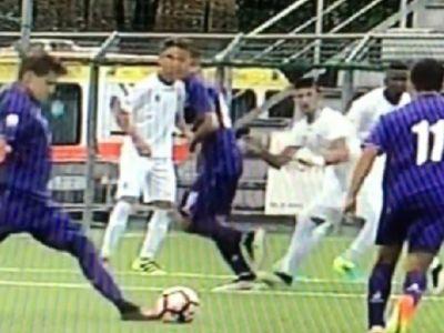 GOOOL Ianis Hagi. Vezi golul superb reusit de Ianis la Fiorentina Primavera! Cum a marcat din lovitura libera. VIDEO