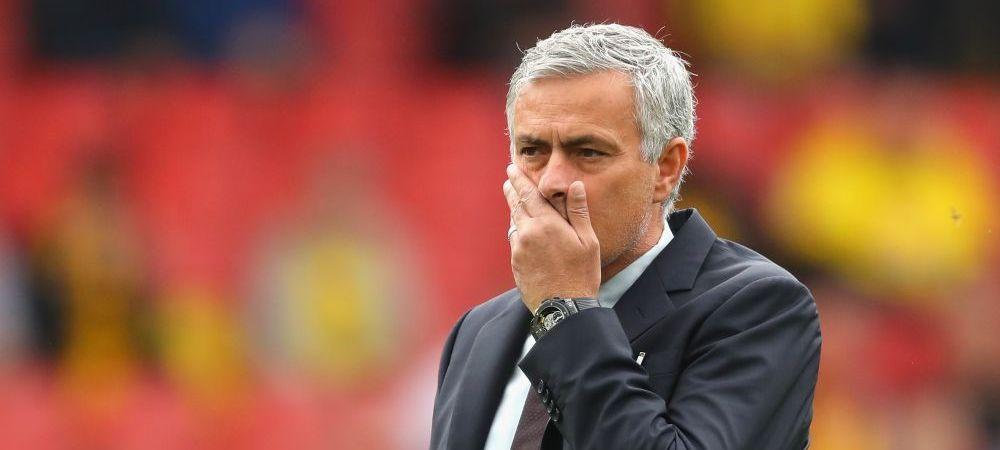 "CAT DE JOS E MOURINHO! ""Manchester United e in cadere libera!"" Cifrele unui dezastru de proportii cu Mourinho, Pogba si Ibrahimovic in prim plan"