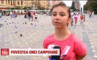 Kassandra, fiica lui Rotariu, se recupereaza prin sport si muzica! Vrea sa cante la Vocea Romaniei Junior, show-ul ce va fi in primavara la ProTV