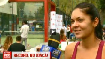 Record mondial azi in Bucuresti: cei 4 fantastici au dus pana la capat meciul de padel de 25 de ore!