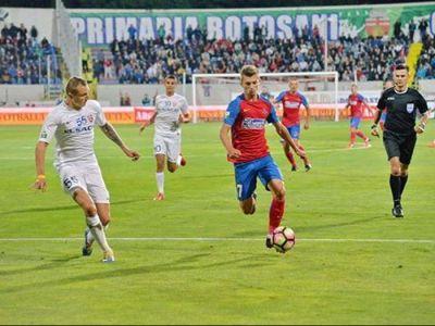 """Tanase, lasat in afara lotului de Daum: """"Asta e, merg la tineret daca voi fi convocat!"""" Ce spune despre victoria care o tine pe Steaua la 5 puncte de Dinamo"""