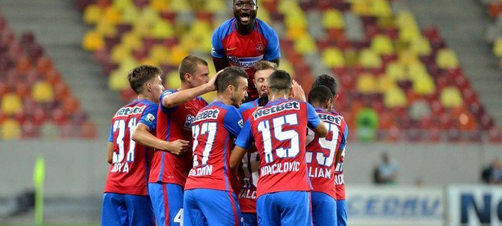 Steaua la balneo. Mihai Mironica scrie 5 concluzii dupa victoria chinuita a Stelei in fata celei mai slabe defensive din Liga I