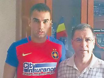 Dinastia Iordanescu va continua la Steaua! Fiul fostului selectioner a semnat cu echipa a doua