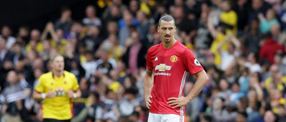 """Se uita la mine si se intreba cine sunt"" Ce s-a intamplat cand un jucator de la Watford l-a intalnit pe Zlatan la un meci de box"