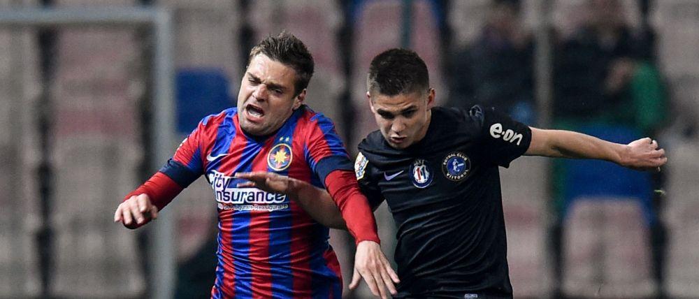 """""""Transferul la Steaua? Daca va fi ceva pe viitor, foarte bine!"""" Ce zice pariul de milioane al lui Hagi despre o mutare la iarna"""