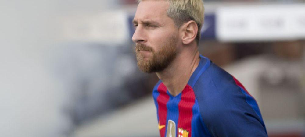 Surpriza pentru fanii FIFA 17. Messi a fost refacut pe ultima suta de metri si va aparea cu parul alb in joc - FOTO