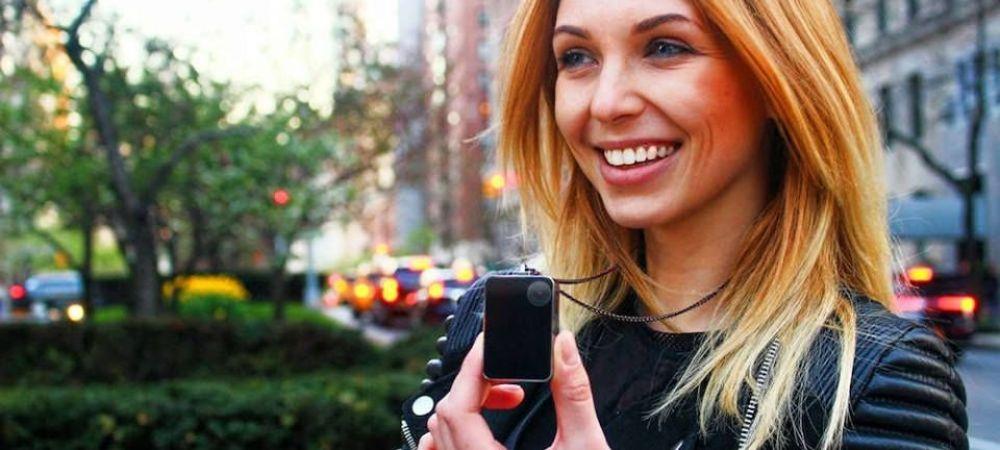"""Camera portabila care poate intregistra """"imagini din trecut""""! Cum se intampla asta"""