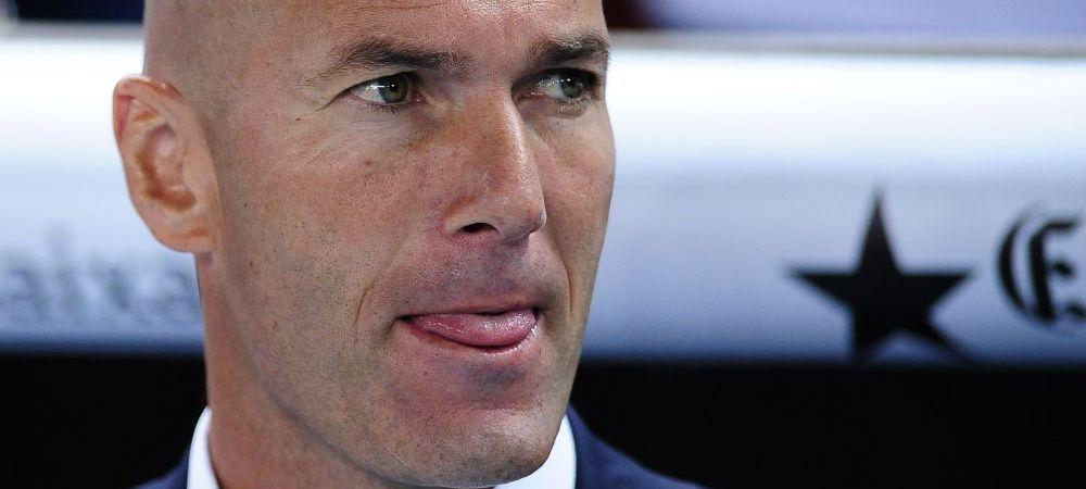 Cum trebuie sa arate TOPUL pentru Balonul de Aur in viziunea lui Zidane. Numele surpriza care apare pe podium