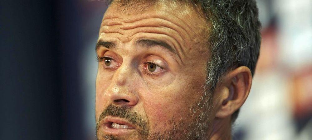 Lovitura primita de Barcelona inaintea meciului de foc cu Atletico Madrid. Ce titular a pierdut Luis Enrique